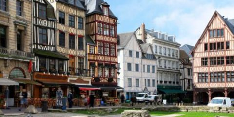 Rouen, France – Jefferson Stop #2