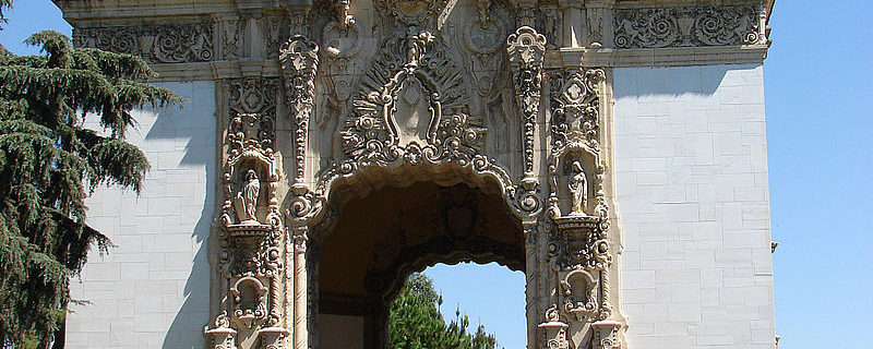 Portal of the Folded Wings Shrine to Aviation