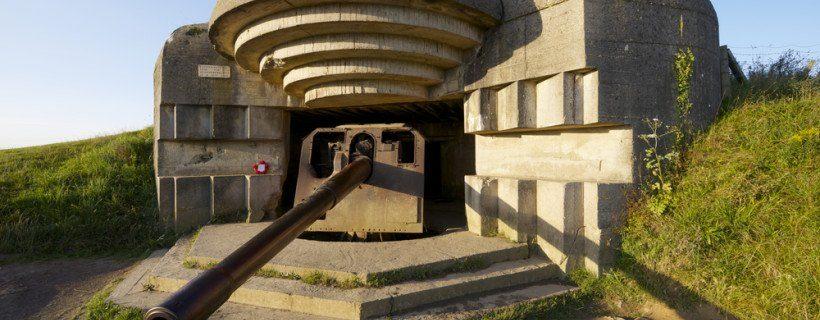 Omaha Beach, Normandy, France