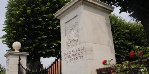 The Flanders Field American Cemetery and Memorial