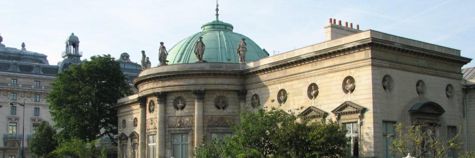 Palais de la Légion d'Honneur, formerly Hôtel de Salm