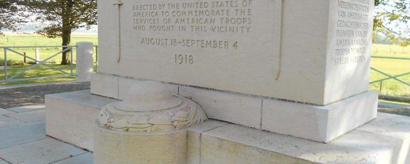 World War I Kemmel American Monument
