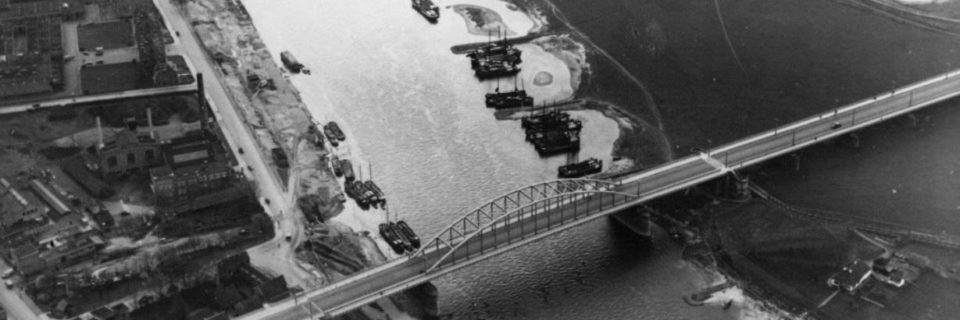 Arnhem Bridge, Netherlands