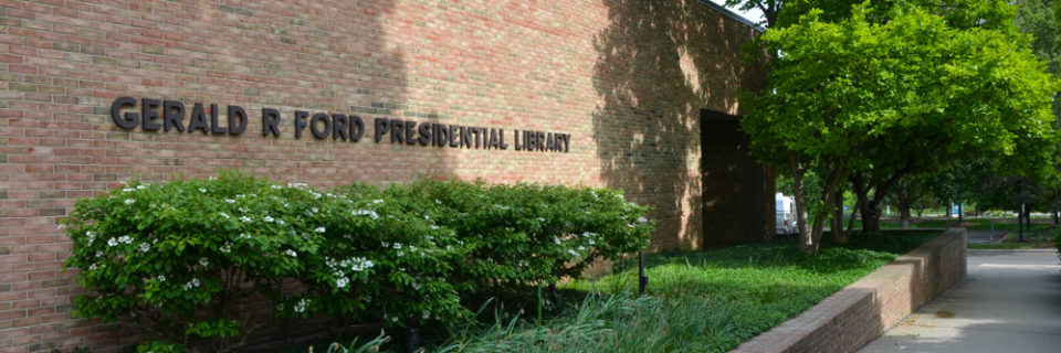 Gerald Ford Library