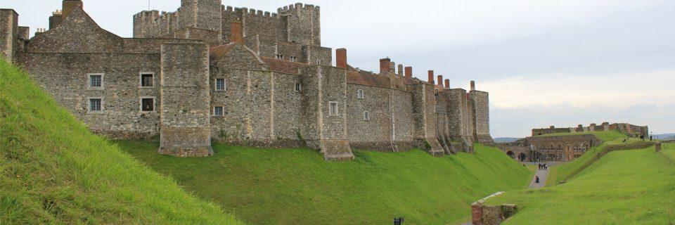 White Cliffs of Dover/Dover Castle