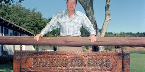 Reagan Ranch – Rancho Del Cielo